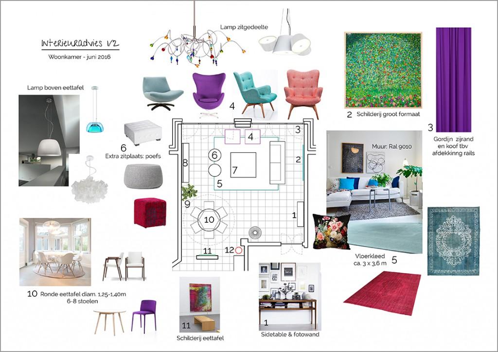 Interieur advies Binnenhuisarchitect Styliste Venlo