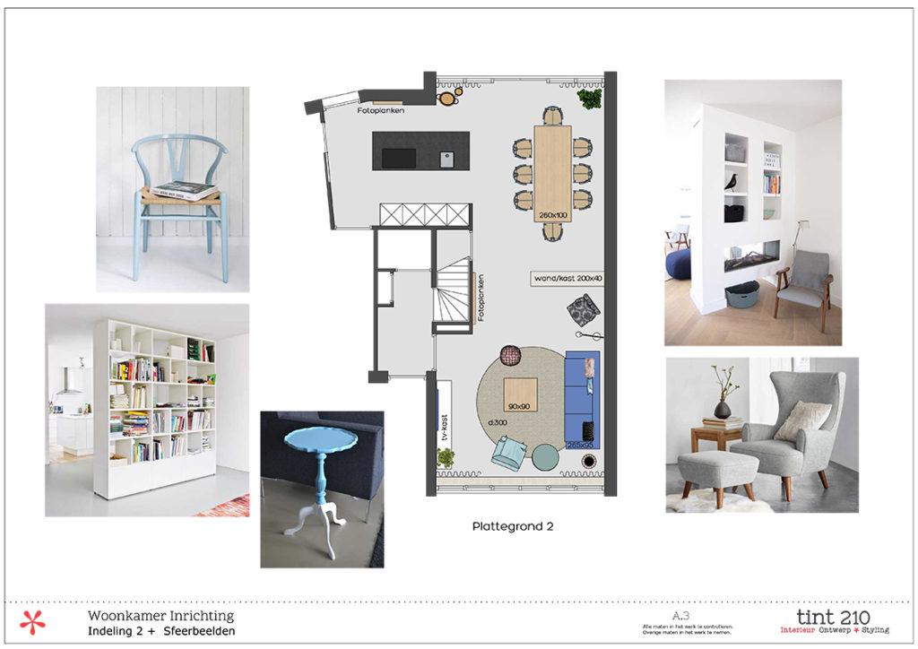 Woonkamer_inrichting_ interieur styling_interieuradvies